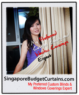 Curtains Blinds Singapore