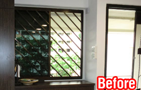 Curtainsand Blinds for HDB Flats